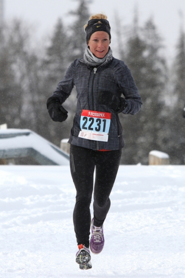 2012 Hypothermic Half Marathon Edmonton #2